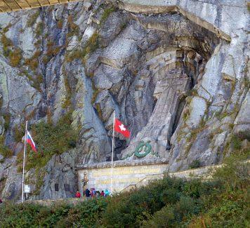 Ein kleines Stück russisches Staatsgebiet im Herzen der Schweiz